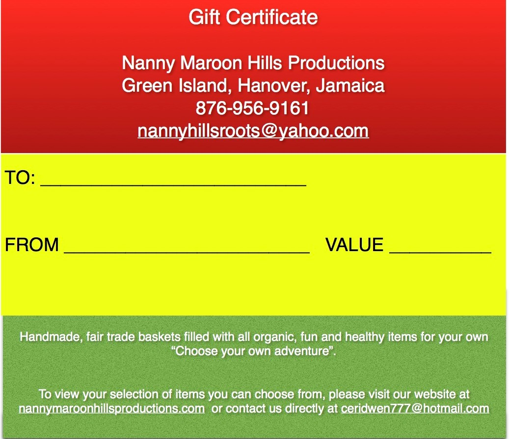 Gift Certificates 1 (2)